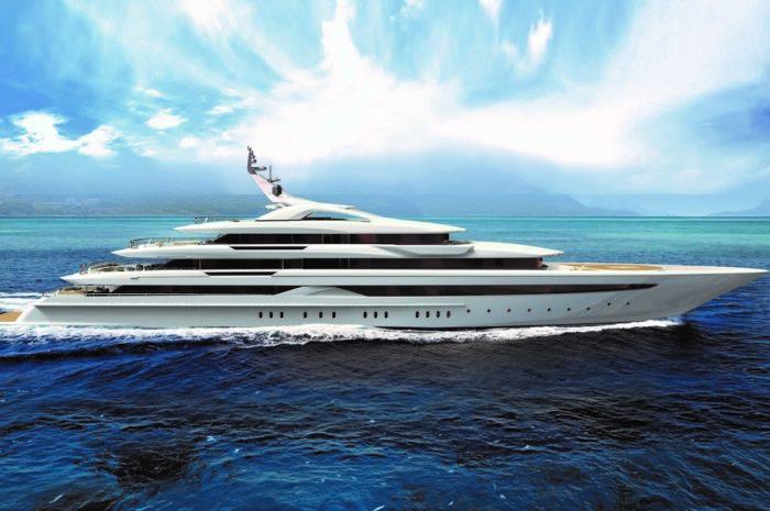 Чартер Golden Yachts O'PARI 94.60m